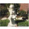 石材雕刻天使 公园摆设 西方雕刻 现代任务雕刻供应