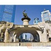 现代建筑,市政工程,广场建筑,石材工程项目,城市雕塑