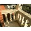 供应工程案例,阳台工程案例,楼上阳台护栏,异形栏杆雕刻
