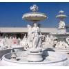 供应园林喷泉雕刻,欧式喷泉雕刻,西方人雕刻喷泉,双层喷泉雕刻
