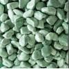 供应绿色卵石加工,艺术卵石,异形卵石加工,地铺卵石