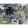 供应工程案例,青石墓碑工程,异形灯笼雕刻,异形墓碑石