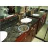 供应工程案例,闪光石洗手台,居家室内工程,室内装饰