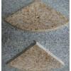 供应花岗岩肥皂盒,黄色花岗岩板材,艺术板材加工