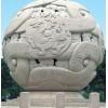 供应工程案例,广场风水球工艺,祥龙图腾风水球,鼎立石业