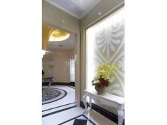 供应工程案例,白色 浅色 花纹背景墙, 居家背景 墙