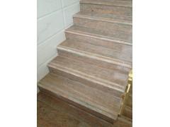 供应红点花岗岩楼梯,白色大理石墙面,室内简易楼梯加工