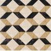 供应咖啡色大理石板材,马赛克拼花地铺,建筑物配套加工