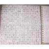 供应马赛克拼花,灰白色大理石工艺,艺术墙贴加工,康利德工艺