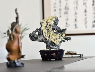 主题石雕如何与家居空间相融?