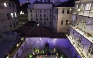 【建筑赏析】出色的设计美学建筑-意大利都灵6号公馆