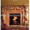 石雕欧式壁炉 小天使希腊神话精美雕刻欧式壁炉