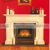 石雕欧式壁炉 美式风格细致雕刻壁炉