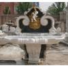 石雕壁泉 洗手盆雕刻