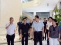 博州考察团调研福建泉州南安市水头镇石材产业