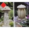 供应庭院灯笼石雕,花岗岩灯笼雕刻,汉匠石雕