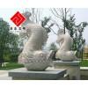 供应园林喷水石雕,花岗岩雕刻工艺,金鱼雕刻