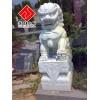 供应动物雕刻,北京狮石雕艺术,大理石石狮雕刻,汉匠雕塑
