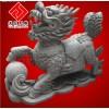 供应麒麟石雕,花岗岩动物雕刻,东方石雕艺术,汉匠雕塑